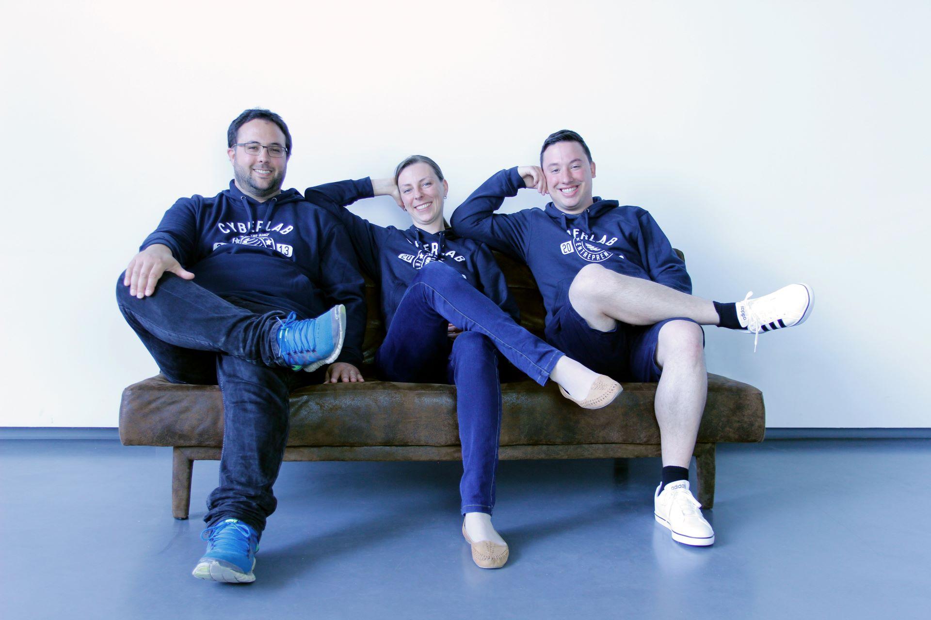 Das STEIG'-Team